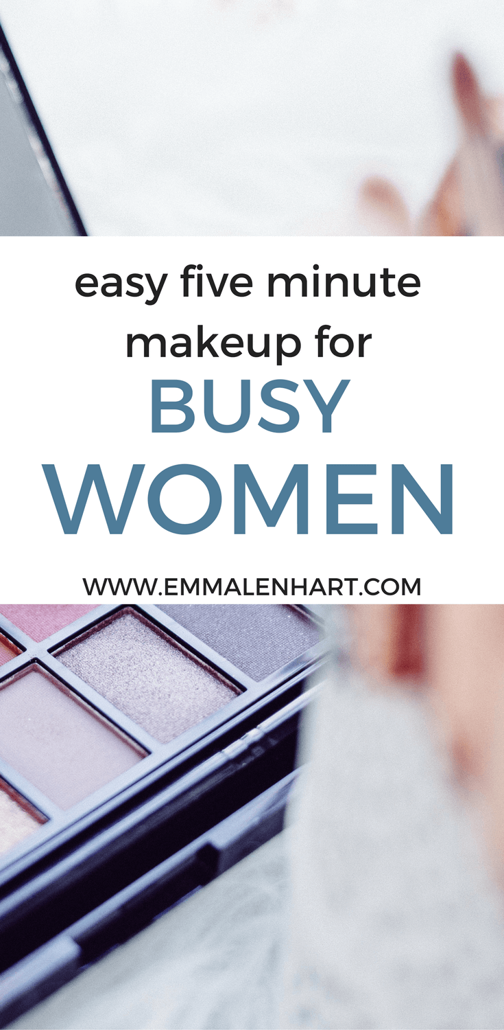 Makeup for Busy Women