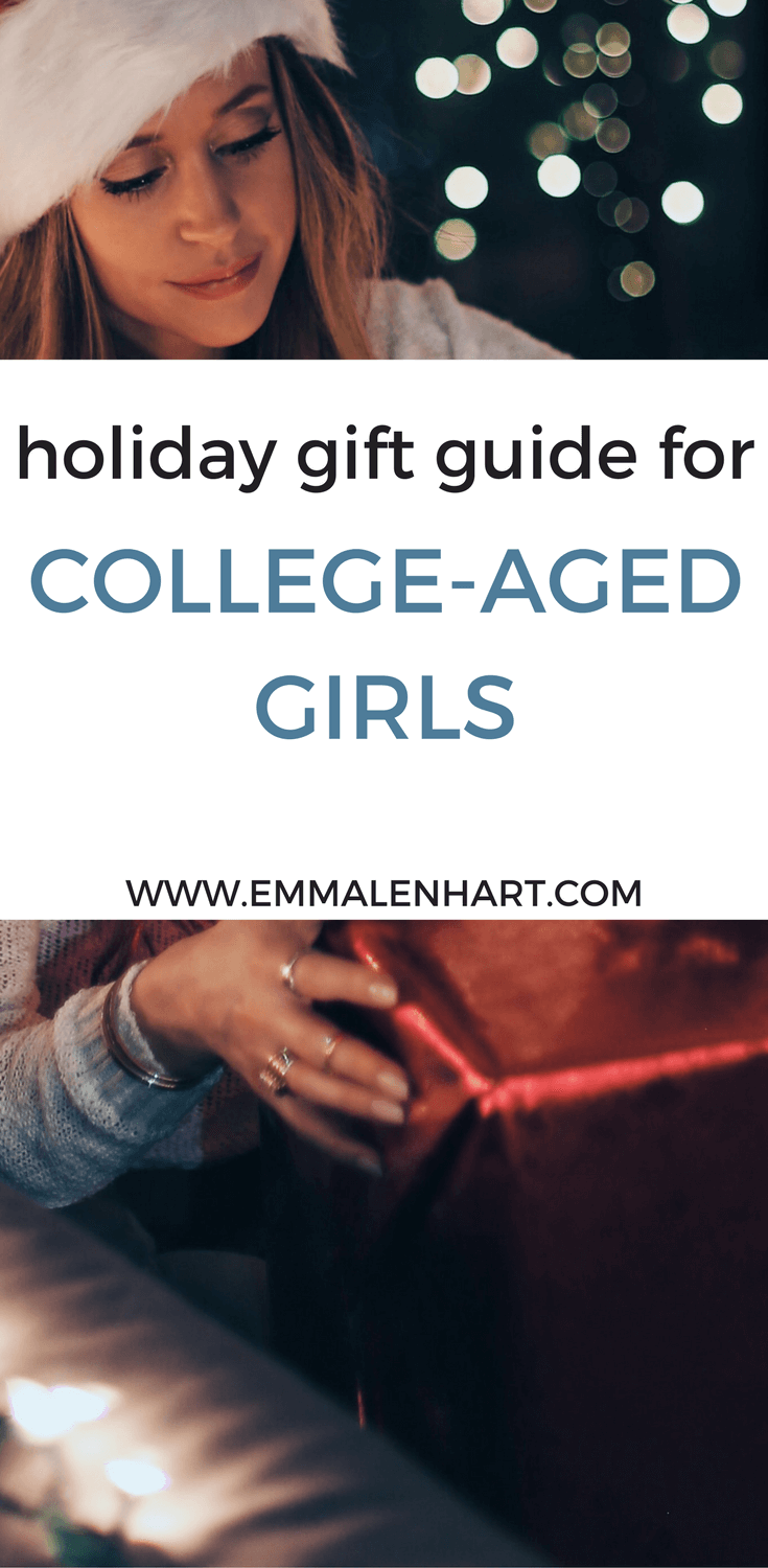 Gifts for College Aged Girls