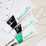 Read Emma's BioClarity review of the naturally-derived 3-step skincare system.