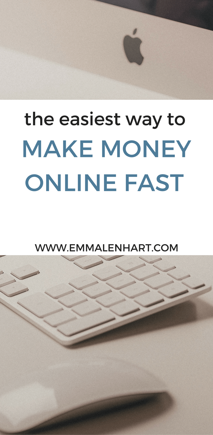 Make Money Fast as a College Student
