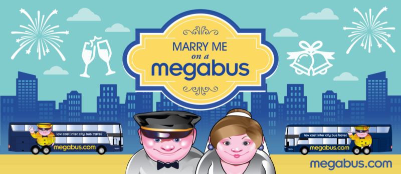 Things to do in Cleveland Marry Me on a Megabus
