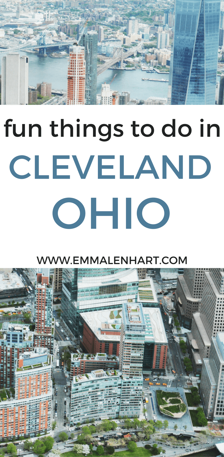 Things to Do in Cleveland Ohio