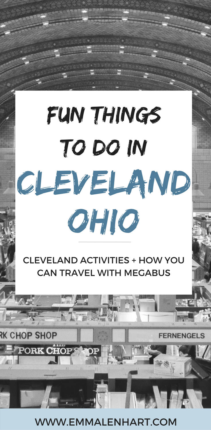 Things to do in Cleveland Pinterest