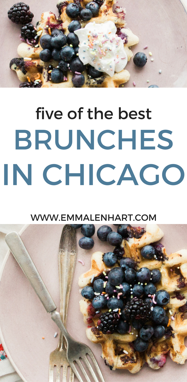 Best Brunch in Chicago