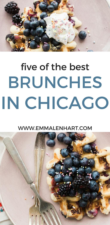 Best Brunch in Chicago