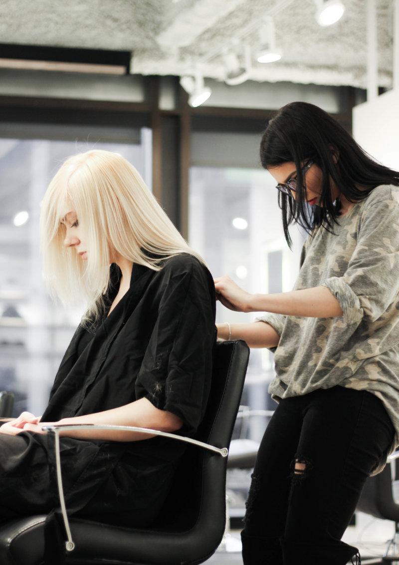 Arsova Salon Platinum Blonde